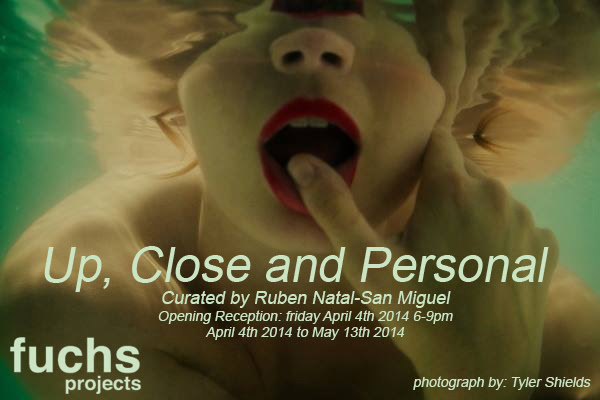 Up, Close & Personal at Fuchs Projects