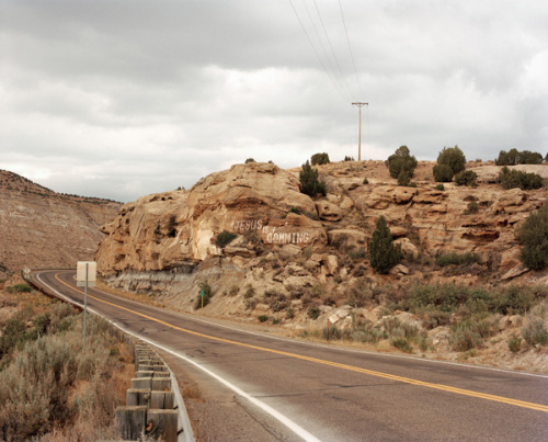 Alexander Missen, Utah, from the series Q&A, 2012