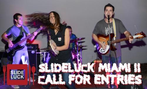 Slideluck Miami II Sweat Records