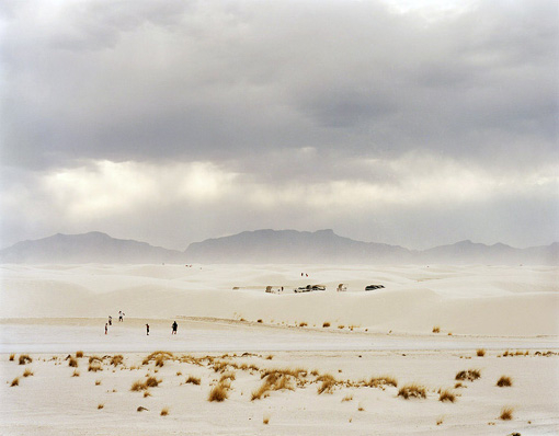 "Pilkington Prize 2015  ""White Sands National Monument"" © Jesse Chehak"