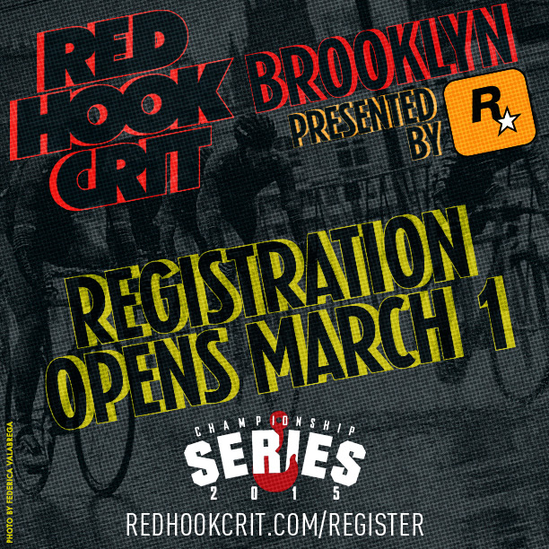 Red Hook Crit Registration 2015