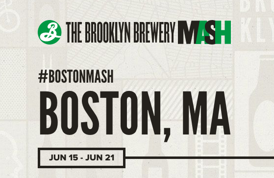 brooklyn brewery mash boston